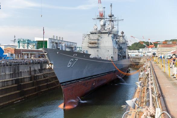 Mỹ sẽ tân trang tàu chiến để đạt chỉ tiêu hiện đại hóa? - Ảnh 1.