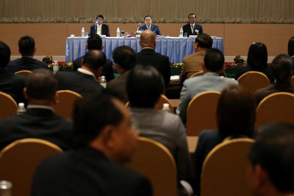 Tổng tuyển cử Thái Lan có thể bị hoãn tới tháng 5-2019 - Ảnh 1.