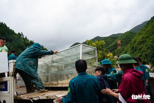 Trang trại cá hồi hàng chục tỉ trôi theo lũ, hoang tàn ở Tam Đường - Ảnh 15.
