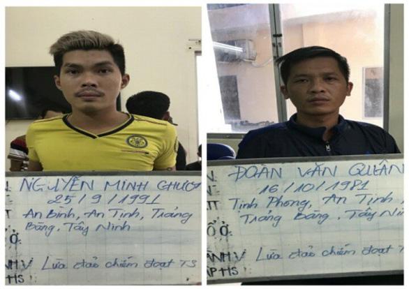Sáu người Đài Loan móc nối người Việt lừa đảo hàng chục tỉ đồng - Ảnh 2.