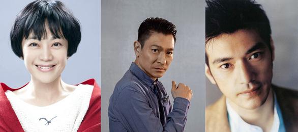 Lưu Đức Hoa, Kim Thành Vũ… được mời tham gia hội viên Oscar - Ảnh 1.