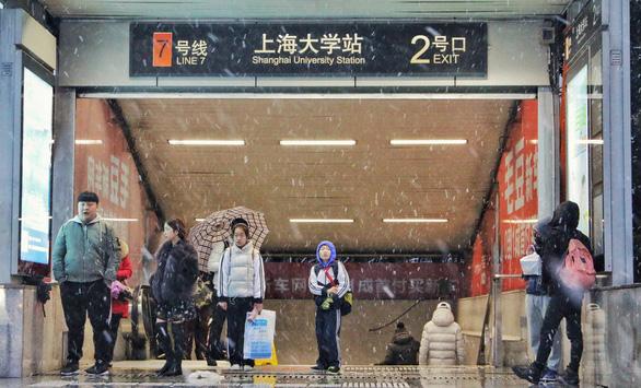 Mê lực phiêu bạt ở đô thị phồn hoa của người trẻ Trung Quốc - Ảnh 3.