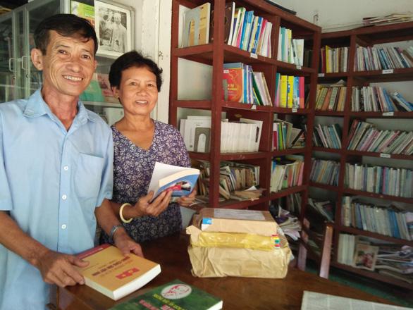 Thư viện của Hai lúa - Ảnh 1.
