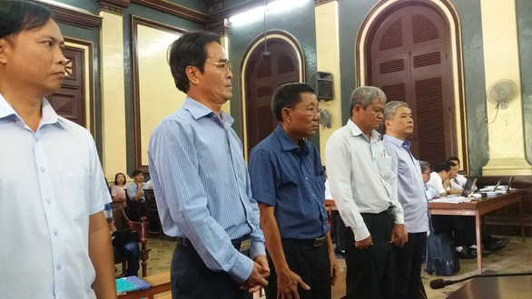 Đề nghị phạt nguyên phó thống đốc Đặng Thanh Bình 4-5 năm tù - Ảnh 1.