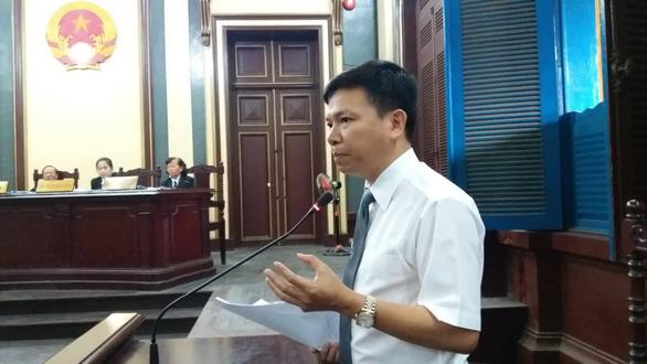 Luật sư đề nghị miễn trách nhiệm hình sự cho ông Đặng Thanh Bình - Ảnh 2.