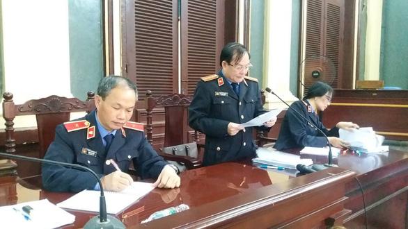 Đề nghị phạt nguyên phó thống đốc Đặng Thanh Bình 4-5 năm tù - Ảnh 2.