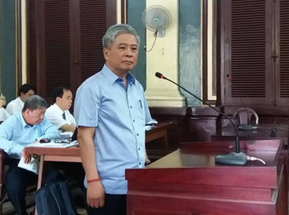 Luật sư đề nghị miễn trách nhiệm hình sự cho ông Đặng Thanh Bình - Ảnh 1.