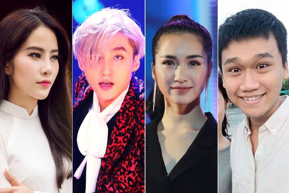 Mr. Cần Trô, Sơn Tùng, Nam Em, Hòa Minzy: ai sáng nhất ngày 27-6? - Ảnh 1.