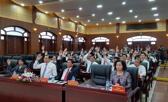 Đà Nẵng đang bầu người thay thế ông Nguyễn Xuân Anh - Ảnh 1.