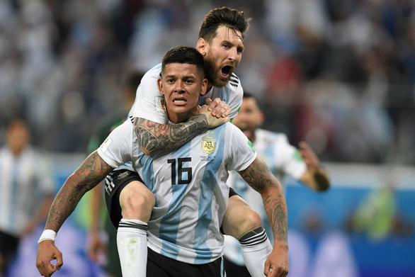 Hoàng Bách cuồng Messi, Nhan Phúc Vinh chê thường thôi - Ảnh 5.