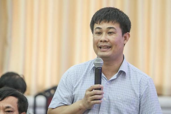 Bộ GD-ĐT họp báo: đề thi THPT quốc gia không đánh đố thí sinh - Ảnh 2.