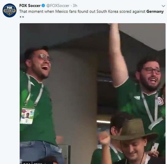 Tuyển Đức thống trị mạng xã hội sau khi bị loại khỏi World Cup - Ảnh 5.
