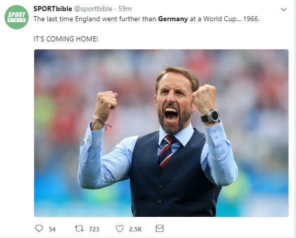Tuyển Đức thống trị mạng xã hội sau khi bị loại khỏi World Cup - Ảnh 6.