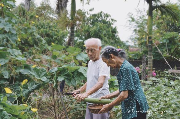 Ngày gia đình Việt Nam: ngỡ ngàng bộ ảnh Ông bà anh - Ảnh 5.