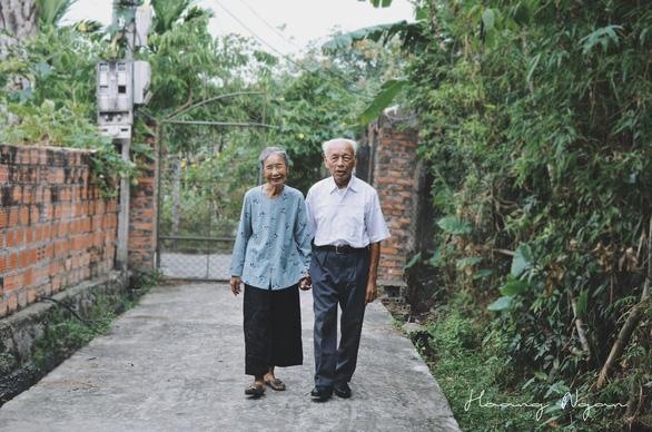 Ngày gia đình Việt Nam: ngỡ ngàng bộ ảnh Ông bà anh - Ảnh 6.