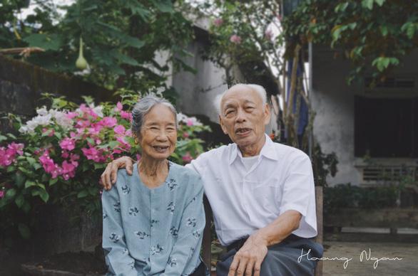 Ngày gia đình Việt Nam: ngỡ ngàng bộ ảnh Ông bà anh - Ảnh 8.