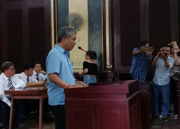 Nguyên phó thống đốc Đặng Thanh Bình: Tôi rất ân hận! - Ảnh 1.