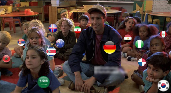 Tuyển Đức thống trị mạng xã hội sau khi bị loại khỏi World Cup - Ảnh 3.