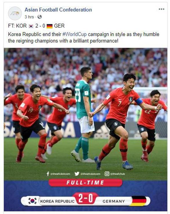 Tuyển Đức thống trị mạng xã hội sau khi bị loại khỏi World Cup - Ảnh 9.
