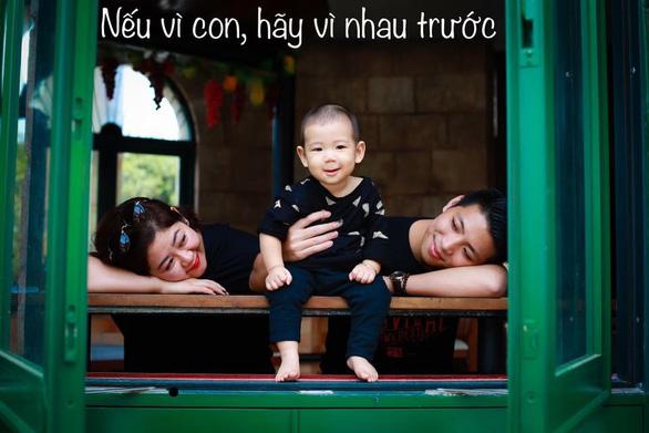 Ngày gia đình VN: những bố bỉm sữa nghỉ việc thay vợ chăm con - Ảnh 10.