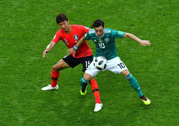 Những con số tố cáo thất bại của tuyển Đức - Ảnh 3.