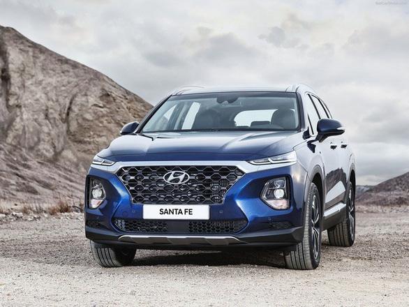 Hyundai chốt giá Santa Fe 2019 tại Mỹ từ 25.500 USD - Ảnh 1.