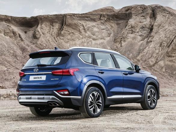 Hyundai chốt giá Santa Fe 2019 tại Mỹ từ 25.500 USD - Ảnh 2.