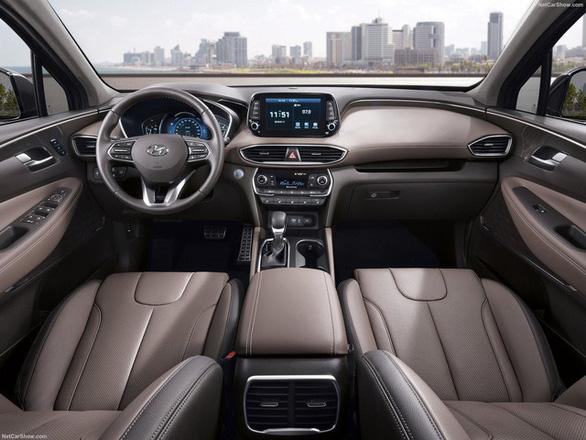 Hyundai chốt giá Santa Fe 2019 tại Mỹ từ 25.500 USD - Ảnh 4.