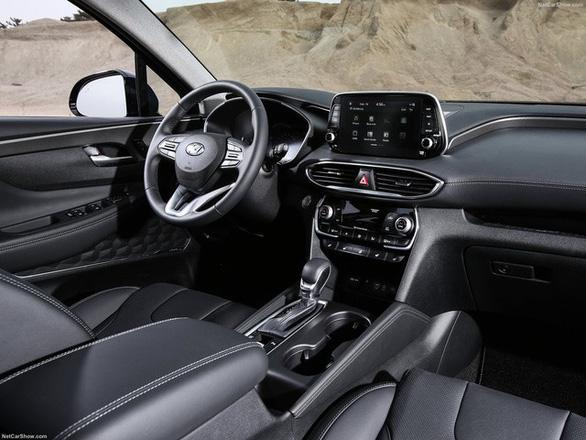 Hyundai chốt giá Santa Fe 2019 tại Mỹ từ 25.500 USD - Ảnh 5.