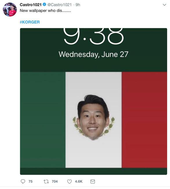 Đội tuyển dắt tay Đức về nước, nhạc Hàn tưng bừng ở Mexico - Ảnh 8.