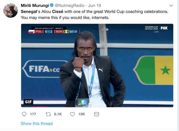 Cisse - HLV đẹp lạ cùng 4 cái nhất tại World Cup 2018 - Ảnh 8.