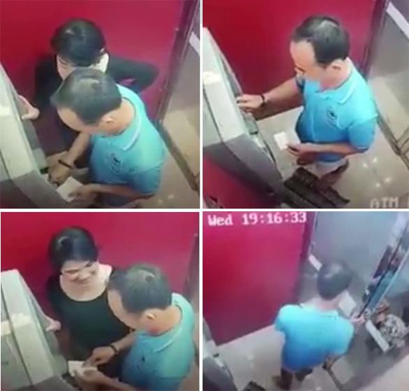 Rút tiền từ thẻ ATM nhặt được có bị khởi tố? - Ảnh 1.