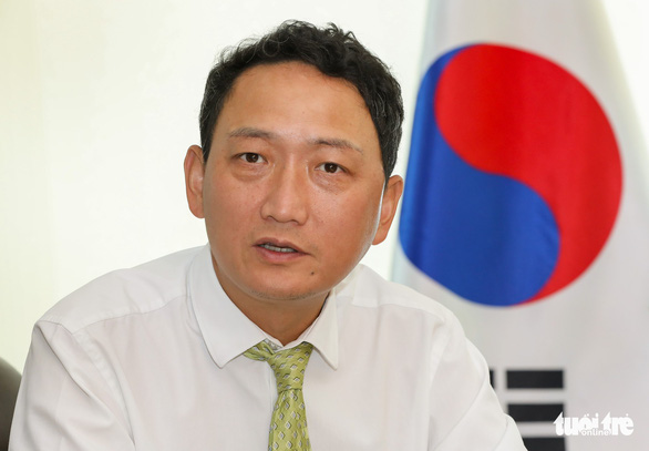 Đại sứ Hàn Quốc: Có thể hợp tác kinh tế giữa hai miền Triều Tiên và Việt Nam - Ảnh 1.