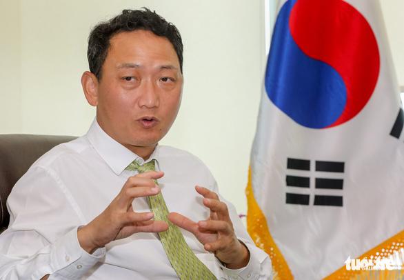 Đại sứ Hàn Quốc: Có thể hợp tác kinh tế giữa hai miền Triều Tiên và Việt Nam - Ảnh 3.