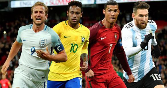 Vòng bảng World Cup 2018: Nhiều 'ông sao', lắm 'ông xẹt'! - Ảnh 1.