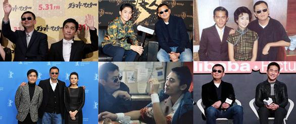 Lương Triều Vỹ chia tay Vương Gia Vệ sau 20 năm happy together - Ảnh 1.