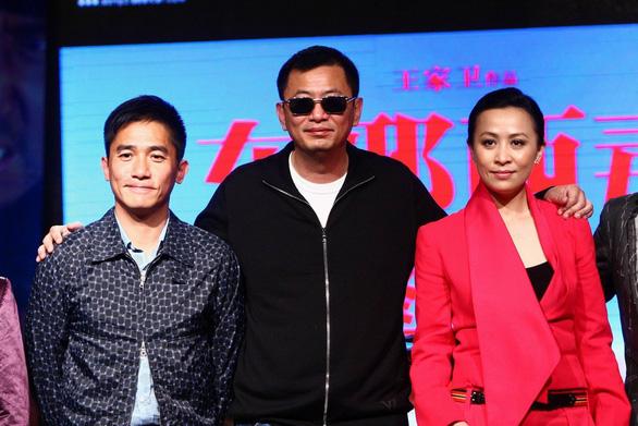 Lương Triều Vỹ chia tay Vương Gia Vệ sau 20 năm happy together - Ảnh 3.