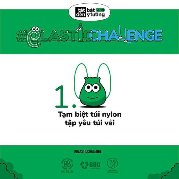 9 thử thách không dùng đồ nhựa cho bạn trẻ sành điệu - Ảnh 2.