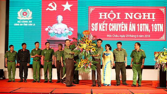 Thủ tướng gửi thư khen ban chuyên án tiêu diệt 2 trùm ma túy - Ảnh 1.