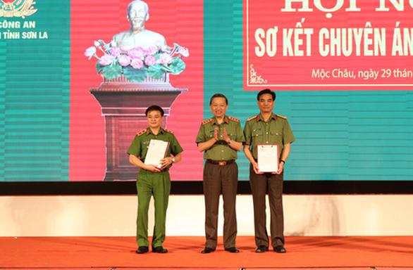 Thủ tướng gửi thư khen ban chuyên án tiêu diệt 2 trùm ma túy - Ảnh 2.