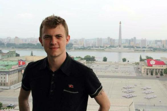 Cuộc sống ở Triều Tiên qua truyện kể của sinh viên Mỹ - Ảnh 1.