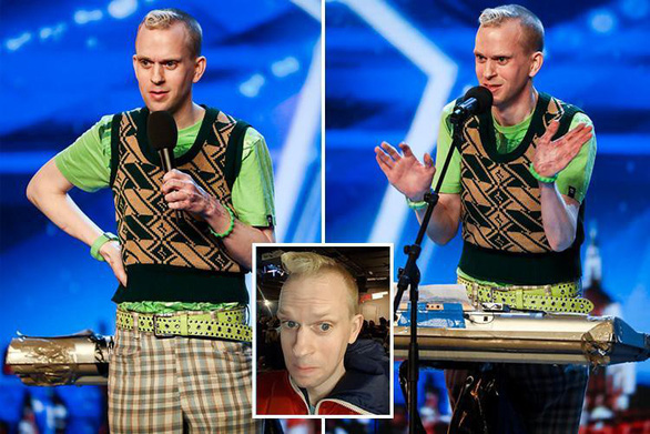 Đối thủ Quốc Cơ, Quốc Nghiệp ở chung kết Britain's Got Talent là ai? - Ảnh 8.