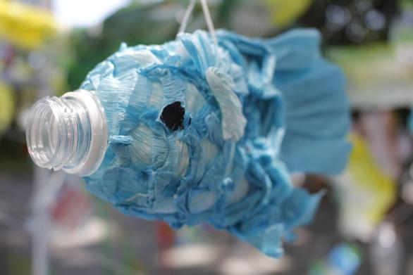 Cảnh báo sự xâm lăng của quái vật nhựa - Ảnh 4.