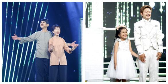 Gia đình Nguyễn Văn Chung và Bảo Trí vào chung kết Gia đình nghệ thuật 2018 - Ảnh 1.