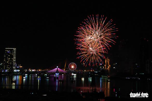Ý chiến thắng lễ hội pháo hoa quốc tế Đà Nẵng 2018 - Ảnh 1.