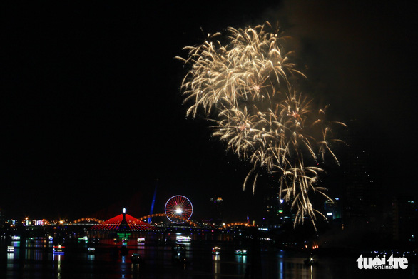 Ý chiến thắng lễ hội pháo hoa quốc tế Đà Nẵng 2018 - Ảnh 3.