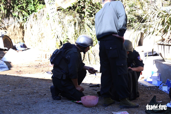 Cận cảnh bên trong ngôi nhà của 2 trùm ma túy bị tiêu diệt - Ảnh 5.