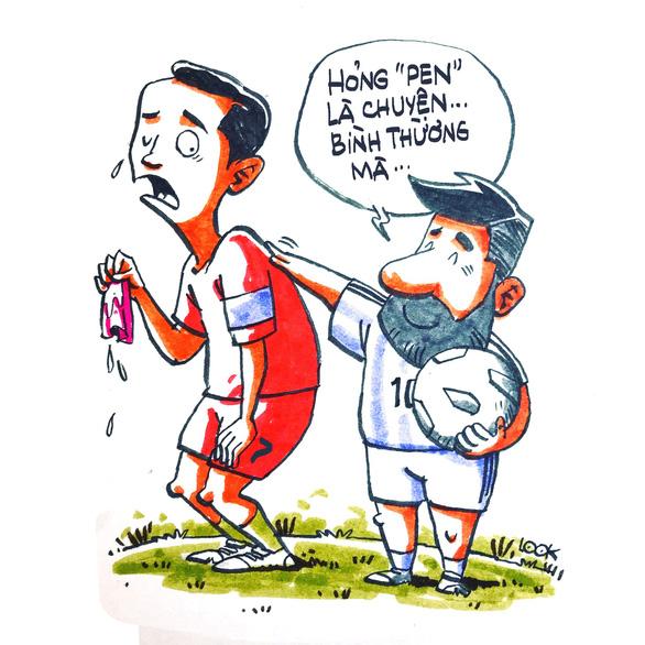 Góc nhìn trào phúng vòng bảng World Cup 2018 - Ảnh 4.