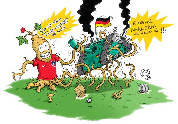 Góc nhìn trào phúng vòng bảng World Cup 2018 - Ảnh 7.