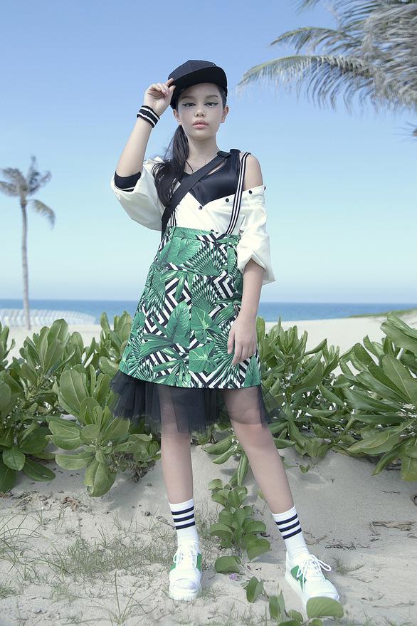 Con gái Xuân Lan dẫn đầu mẫu nhí tại Tuần lễ thời trang trẻ em Việt Nam - Ảnh 3.